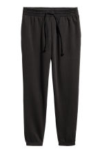 Joggers - Nero - DONNA | H&M IT 2